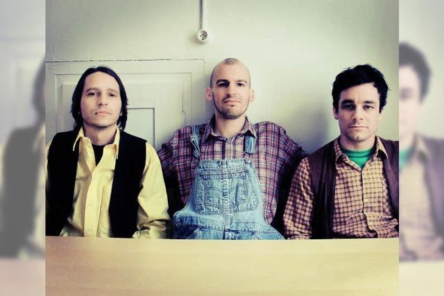 Ghost Town Trio aus Zürich im Waldsee
