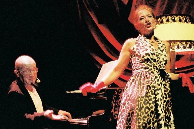 Deutsch-Französischer Chansonabend mit Liselotte Hamm und Jean-Marie Hummel