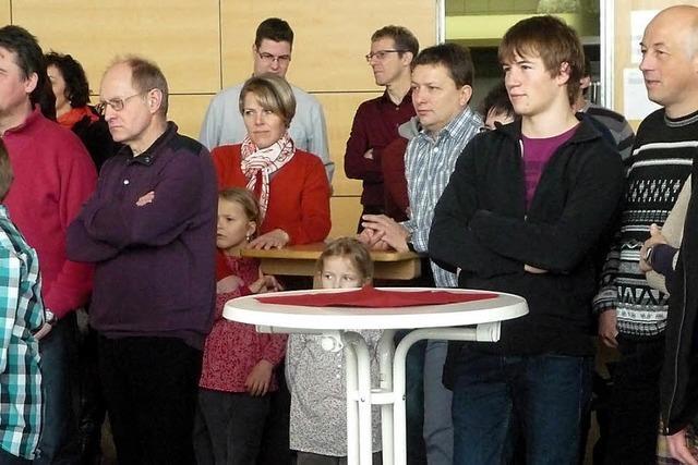 Großes Fest mit Umzug in Gresgen