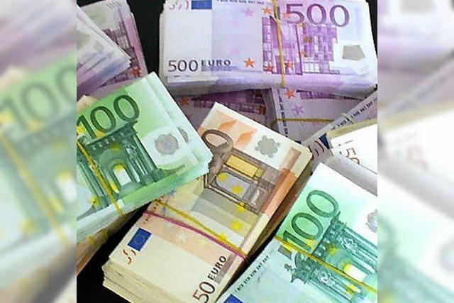 200 000 Euro im Hosenbund versteckt