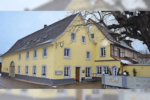 Das Dorf erhält wieder ein Hotel