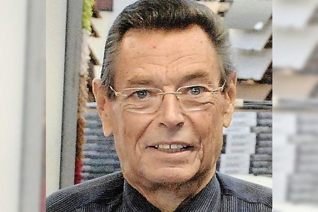 Trauer um Karl Heinz Meier