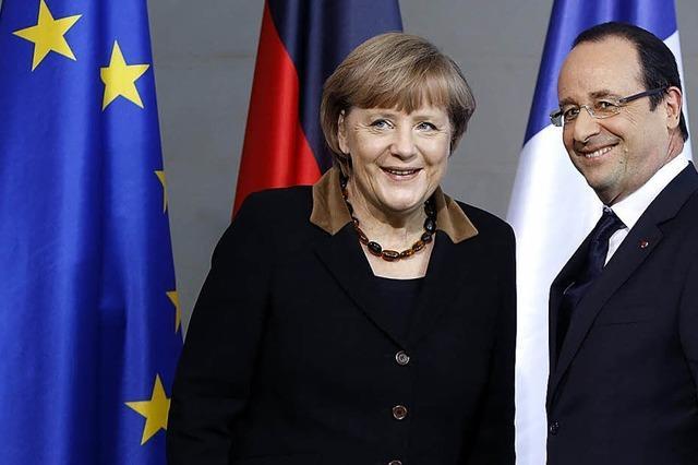 Frankreich und Deutschland - mehr als eine Vernunftehe