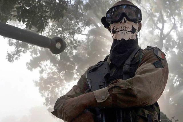 Vormarsch der Truppen in Mali geht weiter