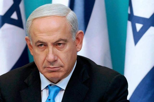 Israel: Netanjahu-Bündnis trotz Verlusten klar vorne