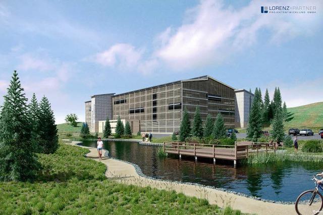 Feldberg-Parkhaus: Investoren wollen 2014 mit Bau beginnen