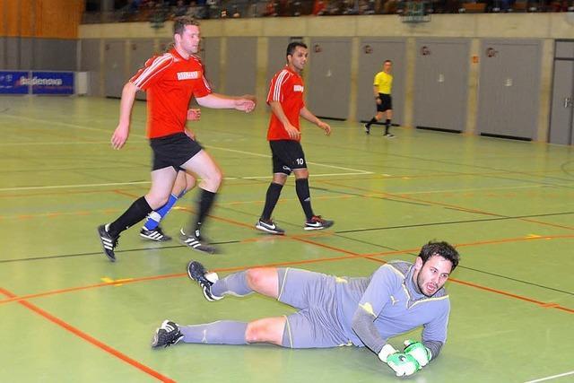 Freiburger FC überlegener Sieger beim Hallenturnier