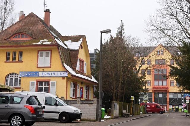 171-Betten-Hotel als Friedlinger Tor