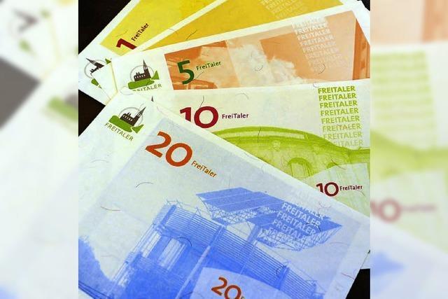 Wehrataler als neue Währung