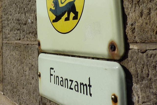 Erneut Rekordjahr fürs Finanzamt Offenburg