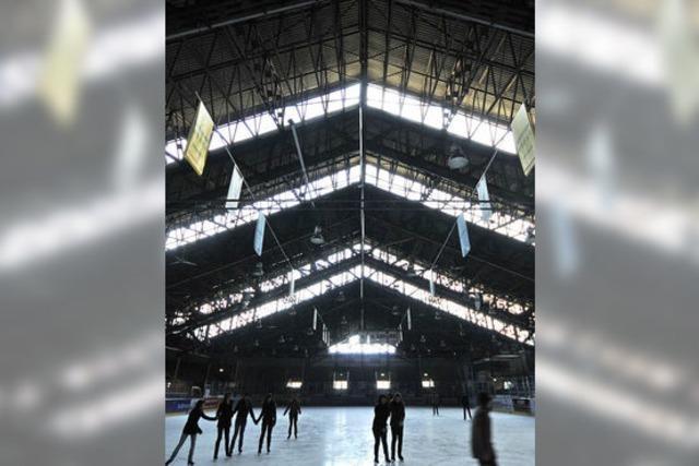 Gemeinderat soll Weg zum Eishallen-Neubau frei machen