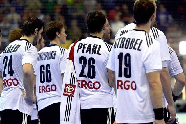 Handball-WM: Deutschland scheitert im Viertelfinale