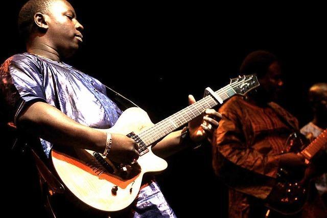 Der verstummte Wüsten-Blues - Malis Musiker auf der Flucht