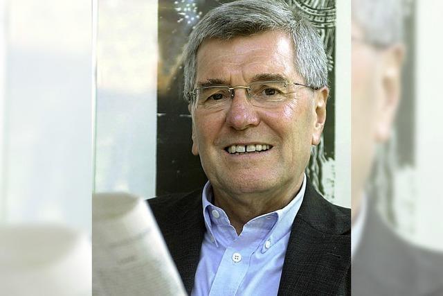 Harald B. Schäfer - der Rauflustige an Teufels Kabinettstisch