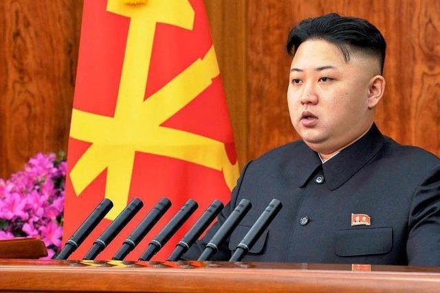 Nordkorea kündigt Atomtest an - offene Drohungen gegen USA