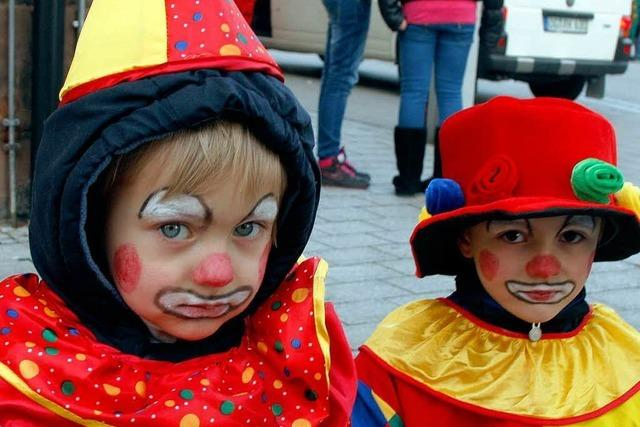 Fotos vom Narrentag in Lahr II: Kinderumzug am Samstag