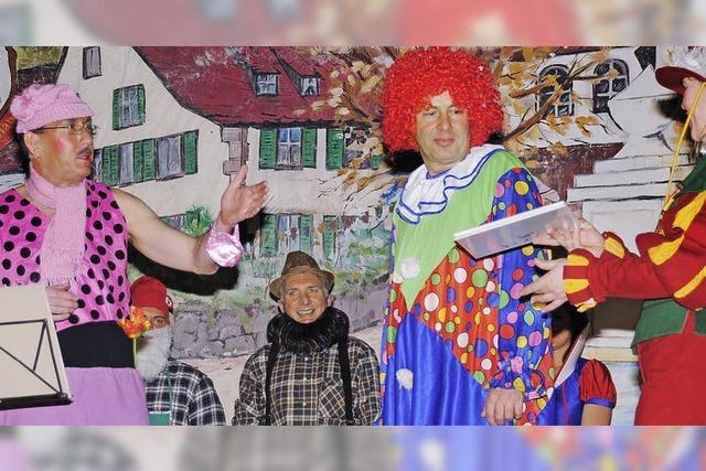 Das Dreispitz-Dorf in der zauberhaften Welt der Märchen