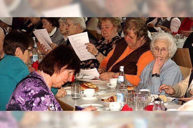 Es fehlen noch Freiwillige für Seniorenbesuche