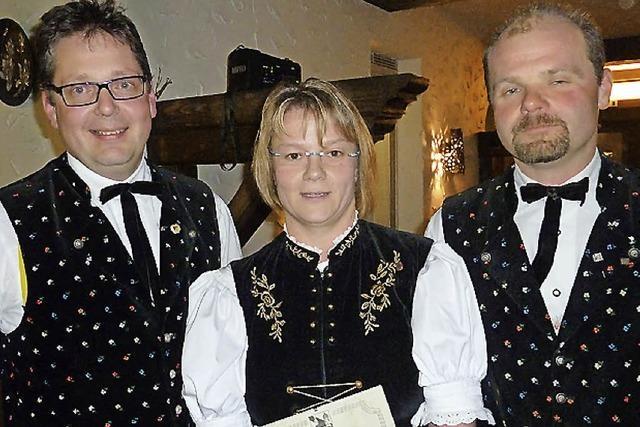 Musikverein Kappel kann auf den Nachwuchs bauen