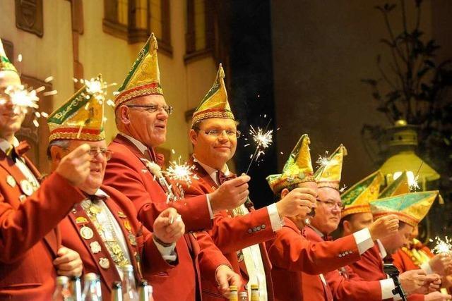Fotos: Kappensitzung der Breisgauer Narrenzunft im Konzerthaus