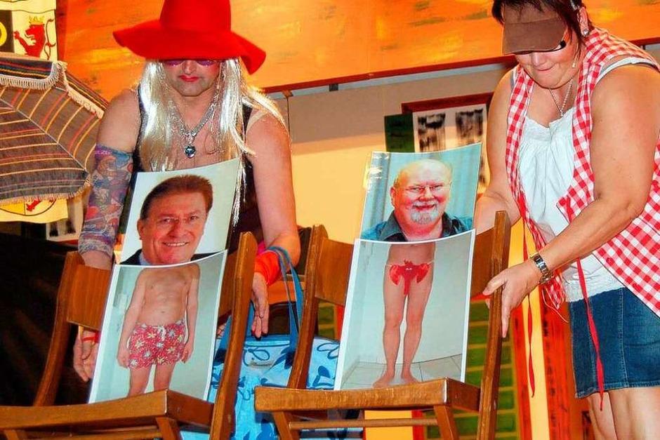 Impressionen vom Zunftabend in Schwörstadt (Foto: Vollmar)