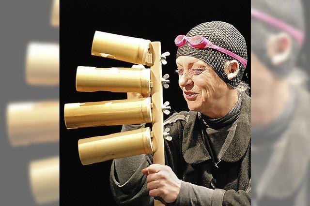 Kurzweiliges zweisprachiges Kindertheater