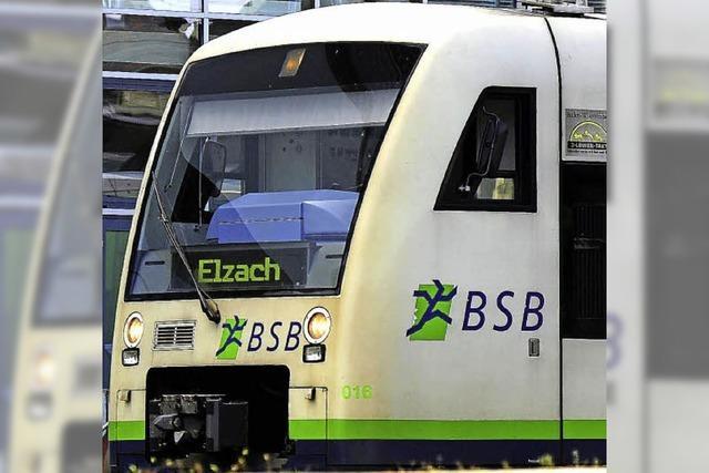 So will das Land die Breisgau-S-Bahn retten