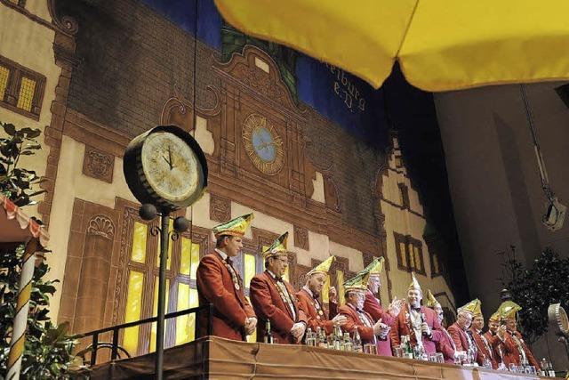 Breisgauer Narrenzunft im Konzerthaus -