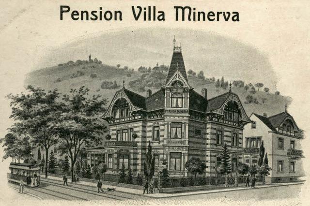 Institut, Pension, Verbindungshaus