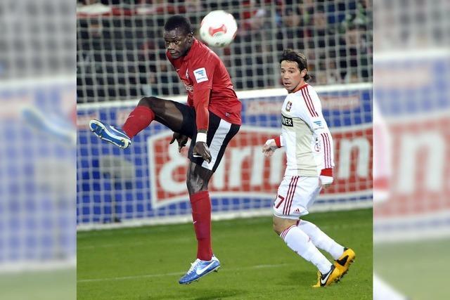 Der SC nötigt Bayer Leverkusen reichlich Respekt ab