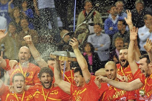 Demonstration der Stärke: Spanien ist Weltmeister: