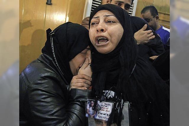 Mursi erklärte getötete Ultras zu Märtyrern