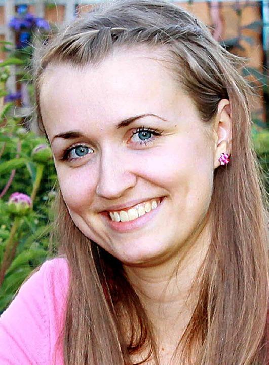 Carina Baumann hofft auf weitere Mitstreiter aus der Region für den Tierschutz.   | Foto: Melanie Brandt