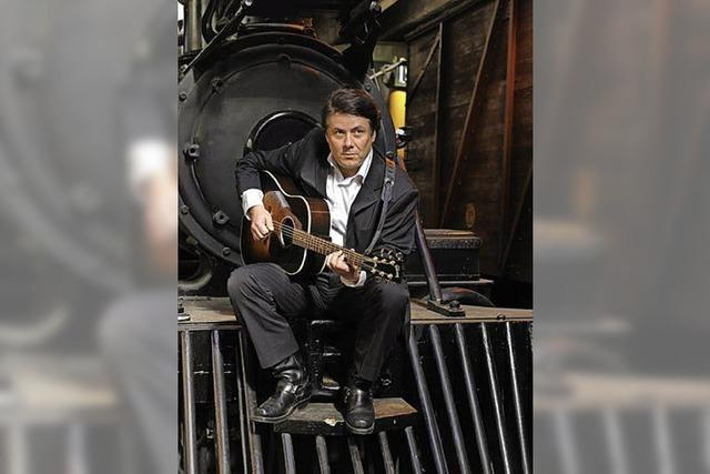 Country: Johnny-Cash-Hommage in Freiburg