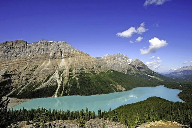 Diavortrag über Kanada im Lörracher Burghof