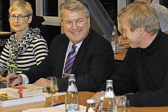 Siegmar Burgert ist neues Mitglied im Gemeinderat