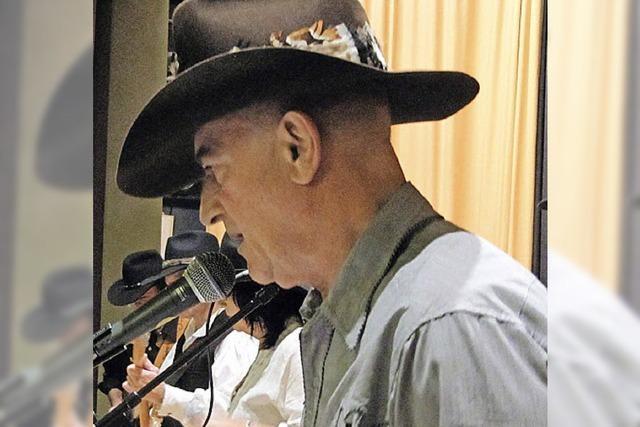 Singende Cowboys