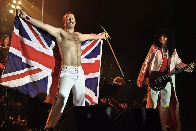 Die Queen-Show geht weiter