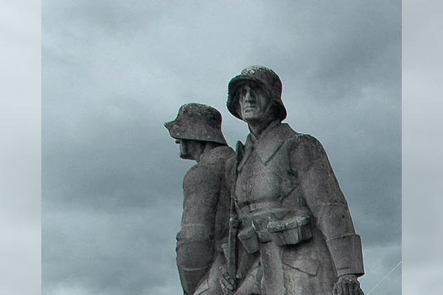 Kriegerdenkmal wird um 50 Meter versetzt