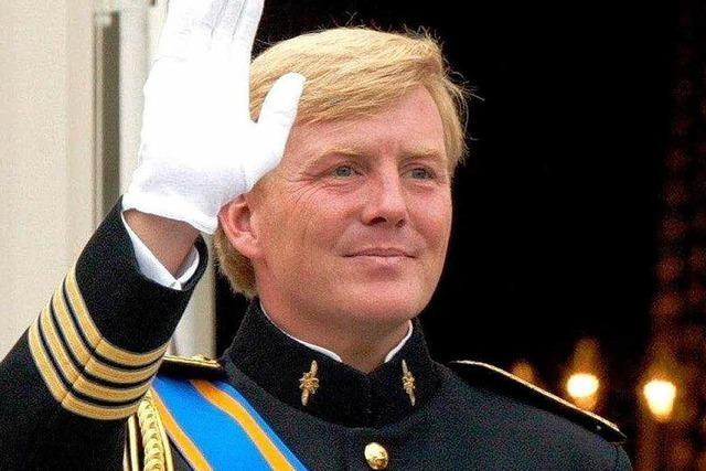 Willem-Alexander – vom