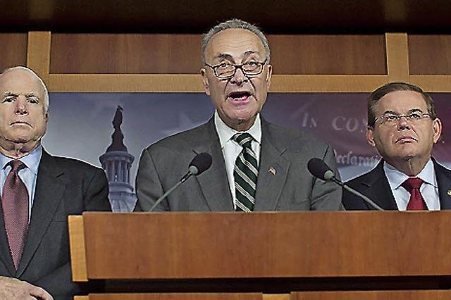 Neuer Anlauf für Einwanderungsreform in den USA