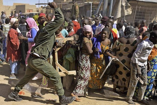 338 Millionen Euro für Mali