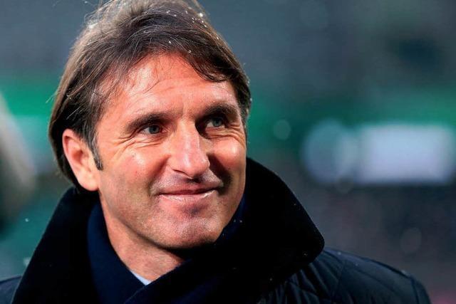 Labbadia bleibt Trainer des VfB Stuttgart - neuer Vertrag bis 2015