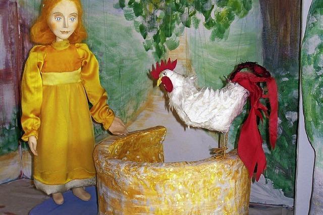 Marionettentheater in Schopfheim: