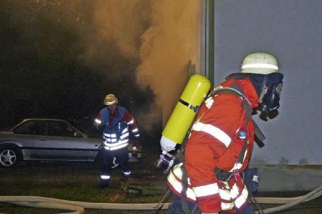 Wohnungsbrand verlief glimpflich