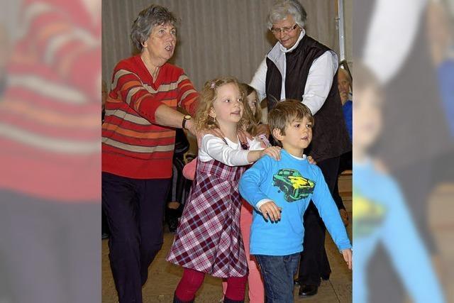 Oma/Opa-Tag für Kinder