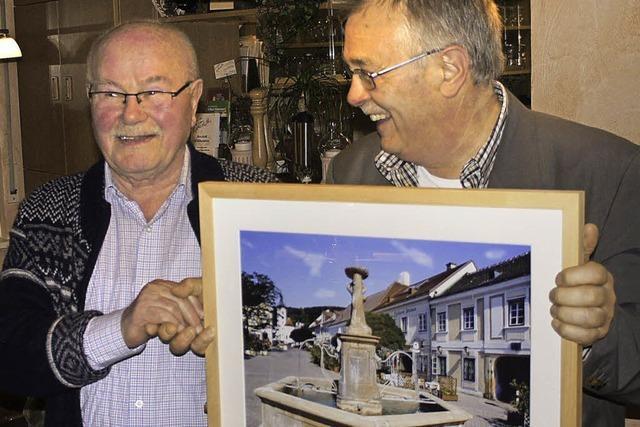 Purkersdorf-Freunde feiern in Sanary