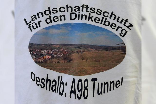 Schulterschluss am Dinkelberg