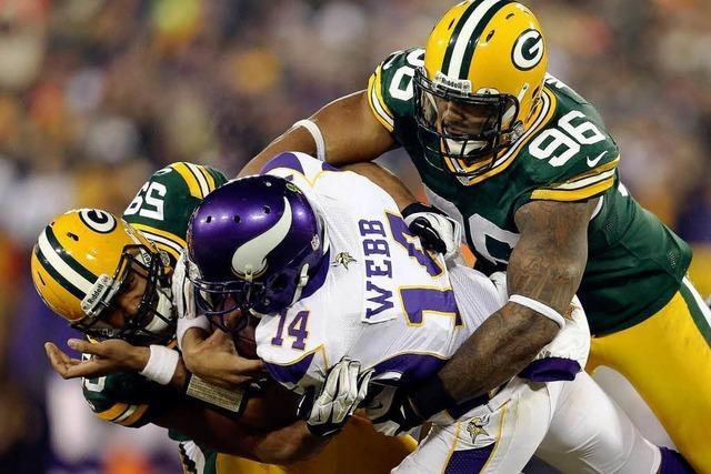 Es ist Super Bowl – und Amerika diskutiert über Hirnschäden