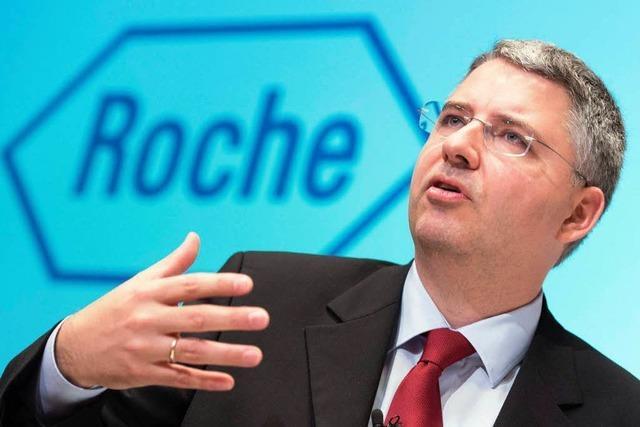 Roche-Chef Schwan: